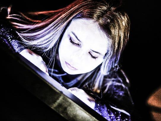 The cover photo of Brianna Collichio's new single,