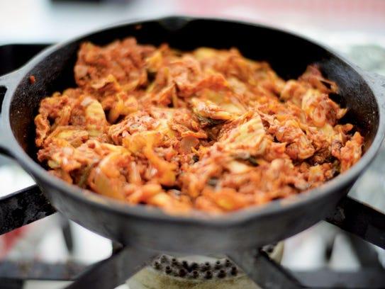 Kimchi Smoke, Westwood.