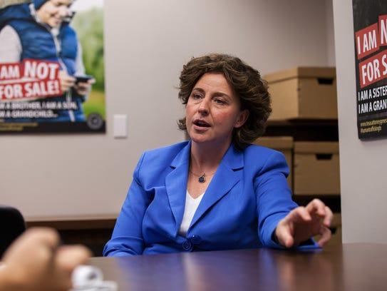 Kirsta Melton, a former Bexar County prosecutor who