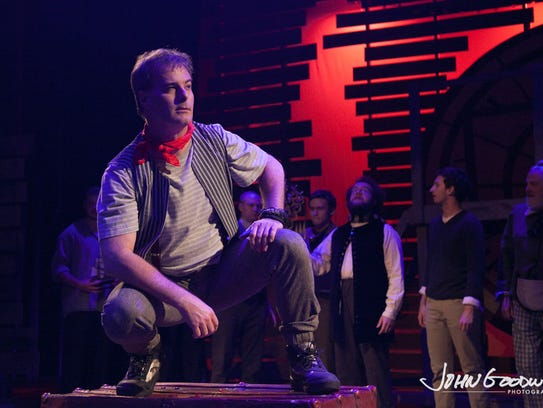 'Peter and the Starcatcher' has its last run this weekend