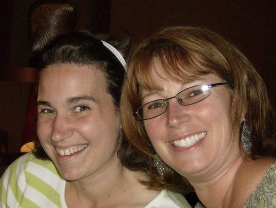The relationship between Lindsey (left) and Linda Atwell