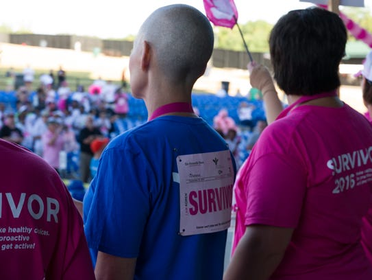 Rece for the Cure honors survivors and remembers those