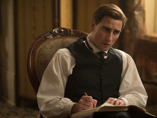 Edward Holcroft as Dr. Simon Joran on 'Alias Grace.'