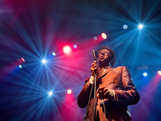 The Reverend Shawn Amos headlines the seventh annual