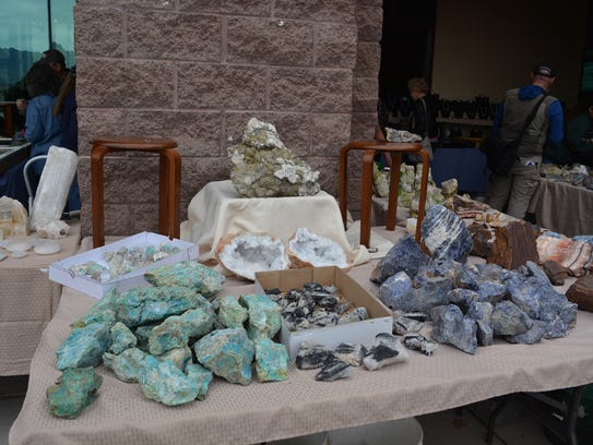 The Museum ROCKS! Gem & Mineral Show brings together