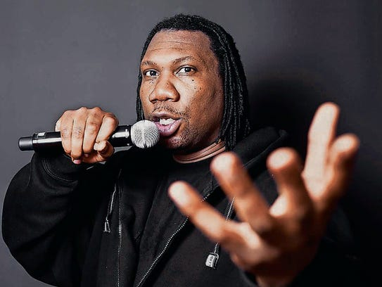 KRS-ONE is back in town on Monday night for a show