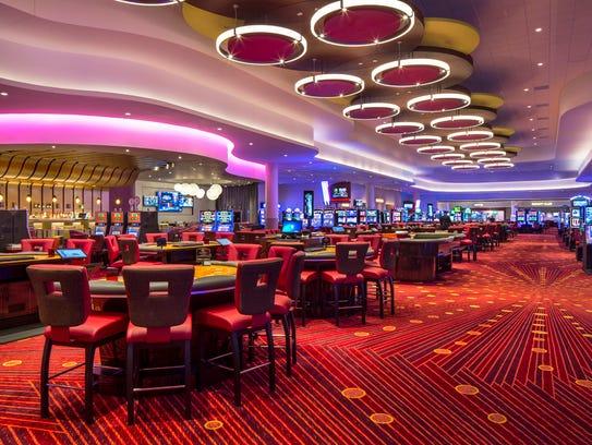 Rhythm City Casino Resort, Davenport
