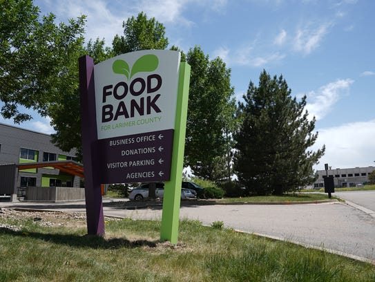 Food Bank for Larimer County has opened a new headquarters