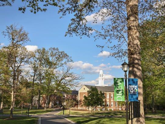 Drew University is located in Madison, NJ.