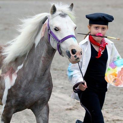 mar horse kids 1A