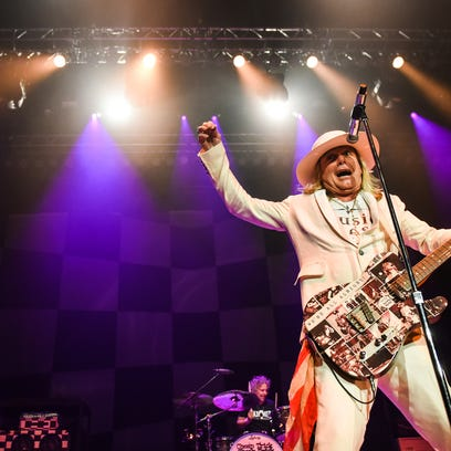 Cheap Trick, pictured in 2017, will perform at the