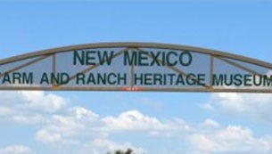 The New Mexico Farm and Ranch Heritage Museum is located at 4100 Dripping Springs Road in Las Cruces, NM.