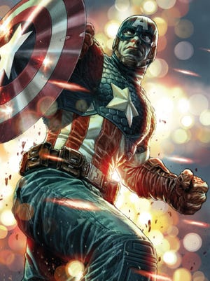 "Upcoming issues of ""Captain America"" have Steve Rogers dealing with a variety of problems."