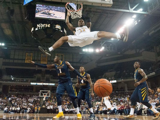NCAA Basketball: West Virginia at Northern Kentucky