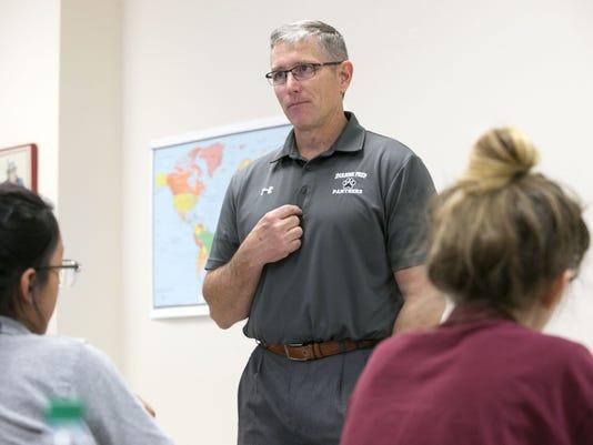 Bryan Martyn teaches