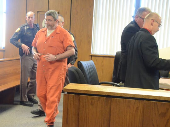 Charles Pickett Jr. was ordered to trial following a Monday hearing in Kalamazoo.