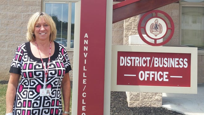 Dr. Cheryl Potteiger is going into her first full school year at Annville-Cleona School District, focusing on maximizing the potential of students and teachers.