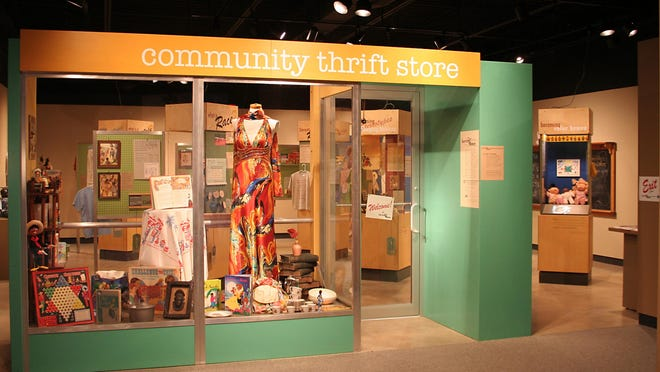 """""""Sorting Out Race: Examining Racial Identity and Stereotypes in Thrift Store Donations"""" reopened as Kauffman Museum's special exhibit Aug. 28 and will remain through Nov. 29."""