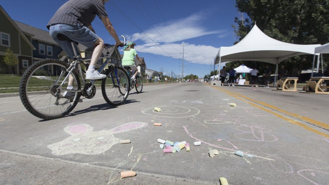 FC Bikes is hosting a Bike Projects Fair from 5 to 7 p.m. Thursday.