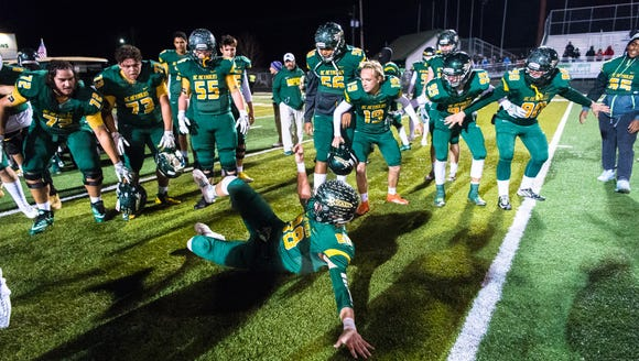 Reynolds and Cherokee will play for a state title next Saturday