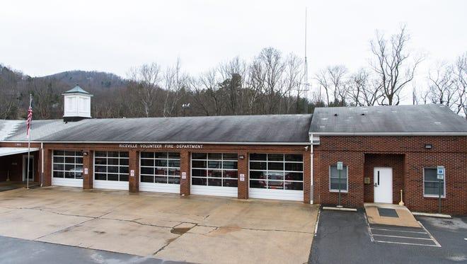 The Riceville volunteer fire department.