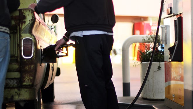 Lower gas prices are fueling savings.