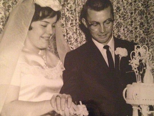 Johnson Wedding 1965