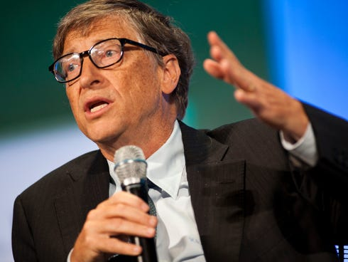 Microsoft shareholders who want Bill Gates to follow Steve Ballmer out the door very likely view poor capital allocation as one of the company's primary problems.