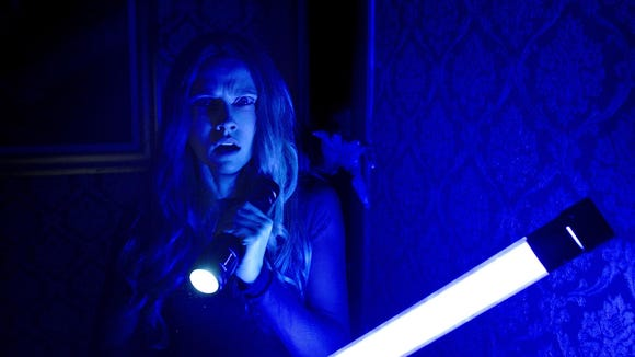 """Teresa Palmer stars in """"Lights Out."""""""