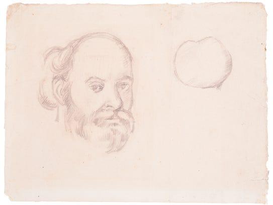 cezanne sketch
