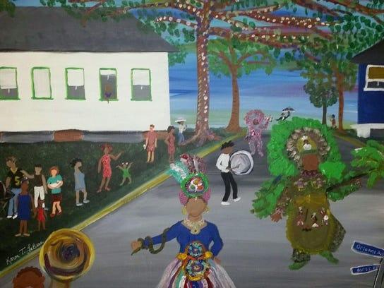 Karen La BEAU ART