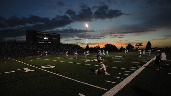 The Bob Burns Dakota Bowl is an annual event at Howard Wood Field that has raised more than $4 million for the Sioux Falls Catholic Schools.