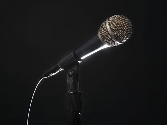 Microphone 2 Stock