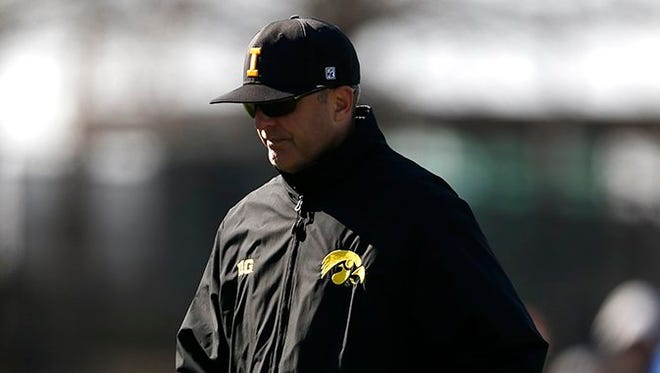 Scott Brickman, who just finished his fourth season as the Hawkeyes pitching coach, has taken a position in the athletic area of the UI Foundation, where he'll be part of a fundraising team that works with all Iowa teams' needs.