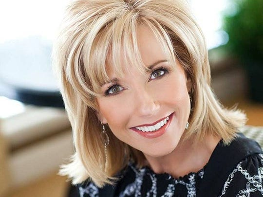 Author and evangelist Beth Moore.