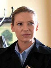 Olivia Dunham (Anna Torv) solved supernatural mysteries in sci-fi procedural 'Fringe.'