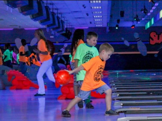 You don't have to be a great bowler to join the celebration,