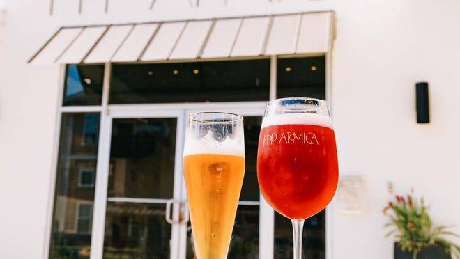 Hop Atomica is located at 535 E. 39th St. just off Broad Street. Hours of operation are 4 p.m. to 9 p.m. Monday through Thursday, and Noon to 10 p.m. Friday through Sunday.