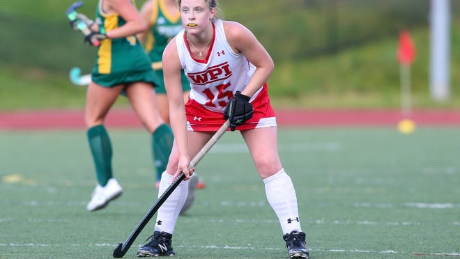 Angie Ferro of Northboro is a two-time National Field Hockey Coaches Association academic team honoree.