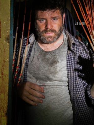 """Sean Astin stars as a carrier of a nasty pandemic and possibly also the cure in """"Cabin Fever: Patient Zero."""""""