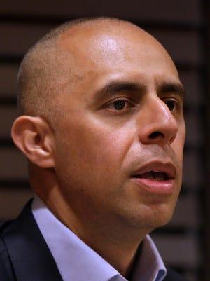 Providence RI, Oct 15 2019 -Mayor Jorge Elorza