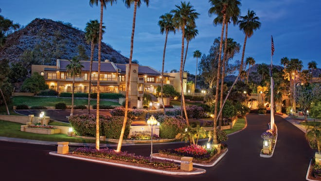 Pointe Hilton Squaw Peak Resort.