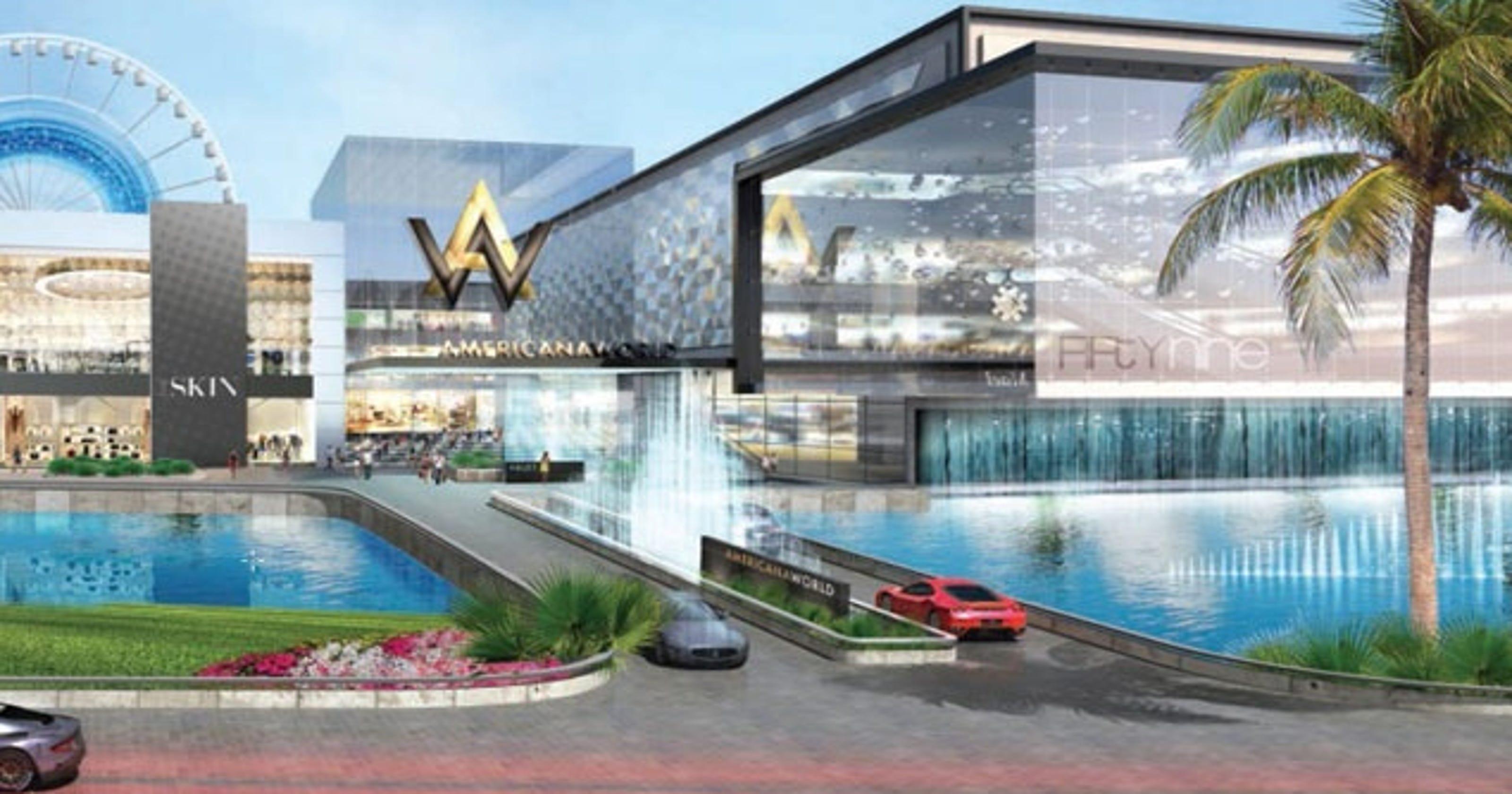 Proposed mega mall near Miami promises jobs, traffic
