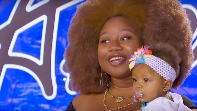 La'Porsha Renae on American Idol