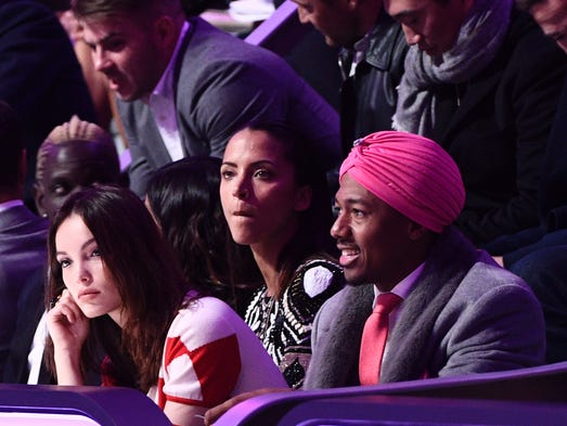 nick cannon dating victoria secret model The 19-year-old victoria's secret model met the 18-year-old singer at  and bregje heinen in the 2012 victoria's secret  host nick cannon shows.