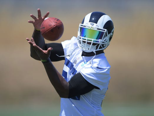 LB Alec Ogletree: Traded from Rams to Giants