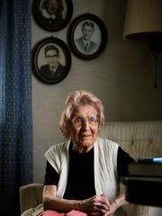 Irene Babcock, now Irene Dunham, was 19 on May 18,
