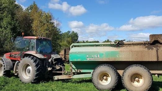 A rural Owen teen died Wednesday, Sept. 14 as a result of a farm accident in the town of Hixon.