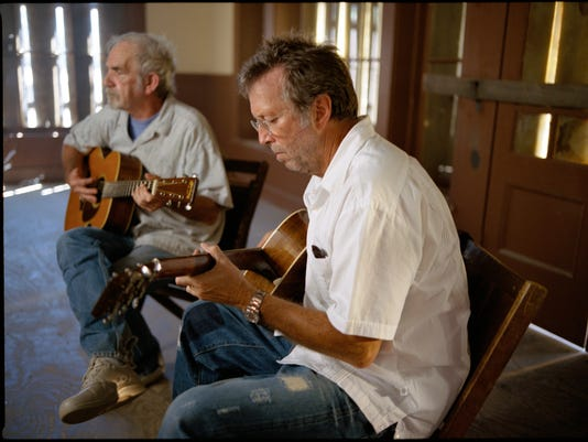 Eric Clapton and JJ Cale