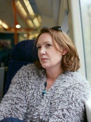 Paula Hawkins has taken quite a ride with her hit thriller,